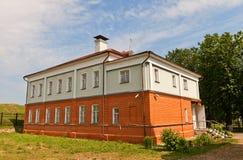 Gentry Assembly building (1888). Dmitrov, Russia Stock Photos