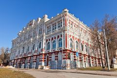 Gentry Assembly building (1877). Kursk, Russia Royalty Free Stock Photography