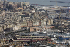 Genua-Ansicht Lizenzfreie Stockfotografie