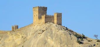 Genua forteca Obrazy Stock