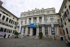 Genua, Italië stock fotografie