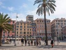 Genua Italië royalty-vrije stock afbeeldingen