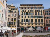 Genua Italië royalty-vrije stock fotografie
