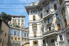 Genua (Italië) stock afbeeldingen