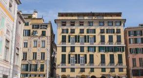 Genua Italië royalty-vrije stock foto