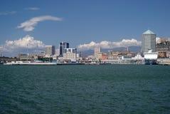 Genua, Italien Stockfotografie