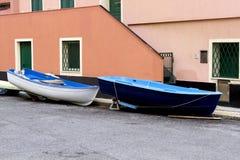 Genua - Italien Stockfoto