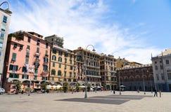 Genua Italien Stockfotografie