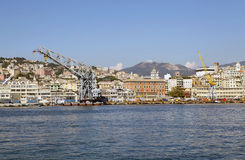 Genua, Italien Stockfotos
