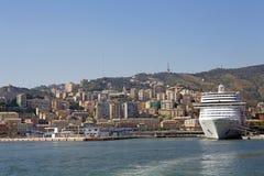 Genua, Italien Stockfoto