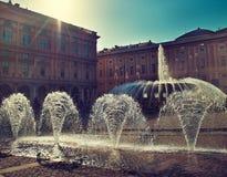 genua Italy Zdjęcie Royalty Free