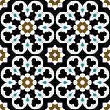 Genua-Klassiker-Muster Stockbilder