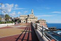 Genua, Ligurien, Italien Stockfotografie