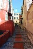 Genua, Ligurien, Italien Stockbild