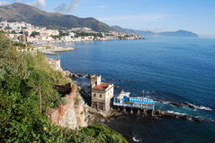 Genua, Ligurien, Italien Lizenzfreie Stockbilder