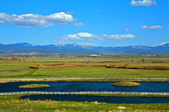Genua, Nevada Stockfoto