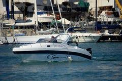 Genua: 57th Łódkowaty przedstawienie Zdjęcie Royalty Free