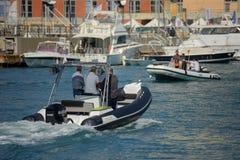 Genua: 57th Łódkowaty przedstawienie Obrazy Royalty Free