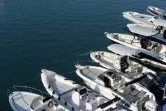 Genua: 57th båtmässa Arkivbilder