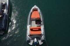 Genua: 57th båtmässa Arkivfoto