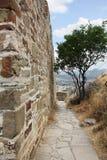 Genueński forteca Zdjęcia Royalty Free