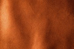 Genuine Leather Brown Color  For Background And Texture