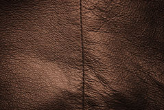Genuine leather texture Stock Photos