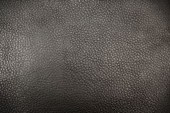 Genuine leather texture Royalty Free Stock Images