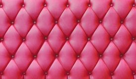 Genuine leather upholstery Royalty Free Stock Images