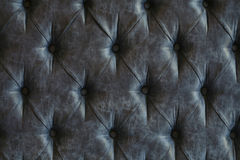 Genuine leather upholstery Stock Photos