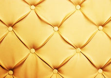 Genuine leather upholstery background Royalty Free Stock Photo