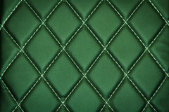 Genuine leather upholstery background Stock Image
