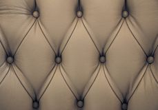 genuine leather upholstery, background Royalty Free Stock Image