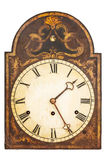 Genuine ornamental seventeenth century clock Royalty Free Stock Photography