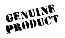 Genuine Product rubber stamp Royalty Free Stock Image