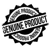 Genuine Product rubber stamp Stock Photos