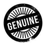 Genuine stamp rubber grunge Stock Image
