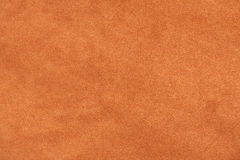 Suede texture leather background. Genuine suede leather textured background a luxurious soft material made from animal skin and used in quality clothing Stock Image