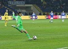 genuy Kharkiv metalist sampdoria vs zdjęcie stock