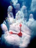 geny ludzkie royalty ilustracja