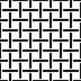 Geo无缝的纹理 免版税库存照片