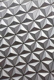 Triangle pattern Stock Photography