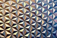 Geo Haube-Muster Stockbilder