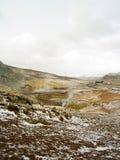 Geo Islande du sud thermique Photographie stock