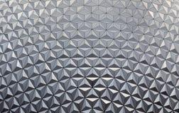 Geo kopuły wzór robić od trójboka Obraz Royalty Free