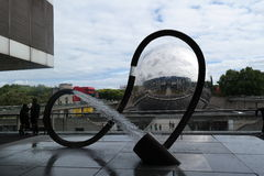 Geode Париж Стоковые Фото