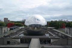 Geode巴黎 免版税库存图片
