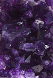 Geode Amethyst bonito Foto de Stock