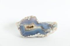 Geode dell'agata Fotografia Stock Libera da Diritti