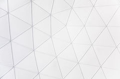 Geodesic background Royalty Free Stock Photography